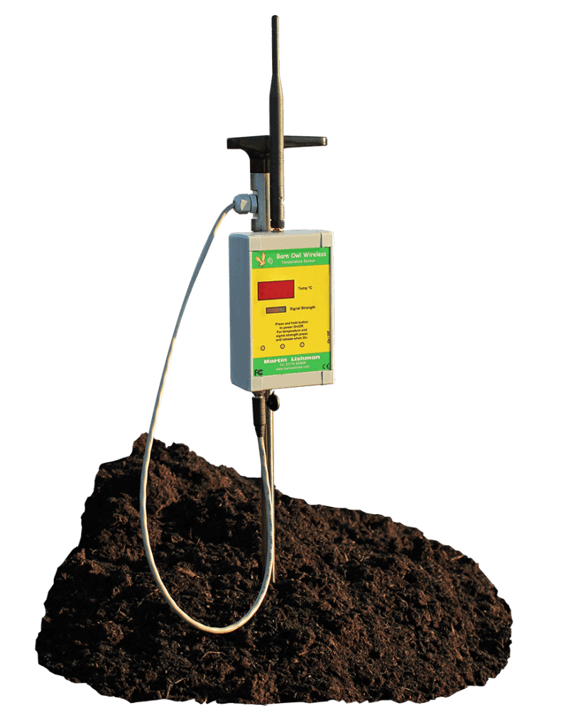 Soil Compaction tester, soil testing , compost temperature monitoring