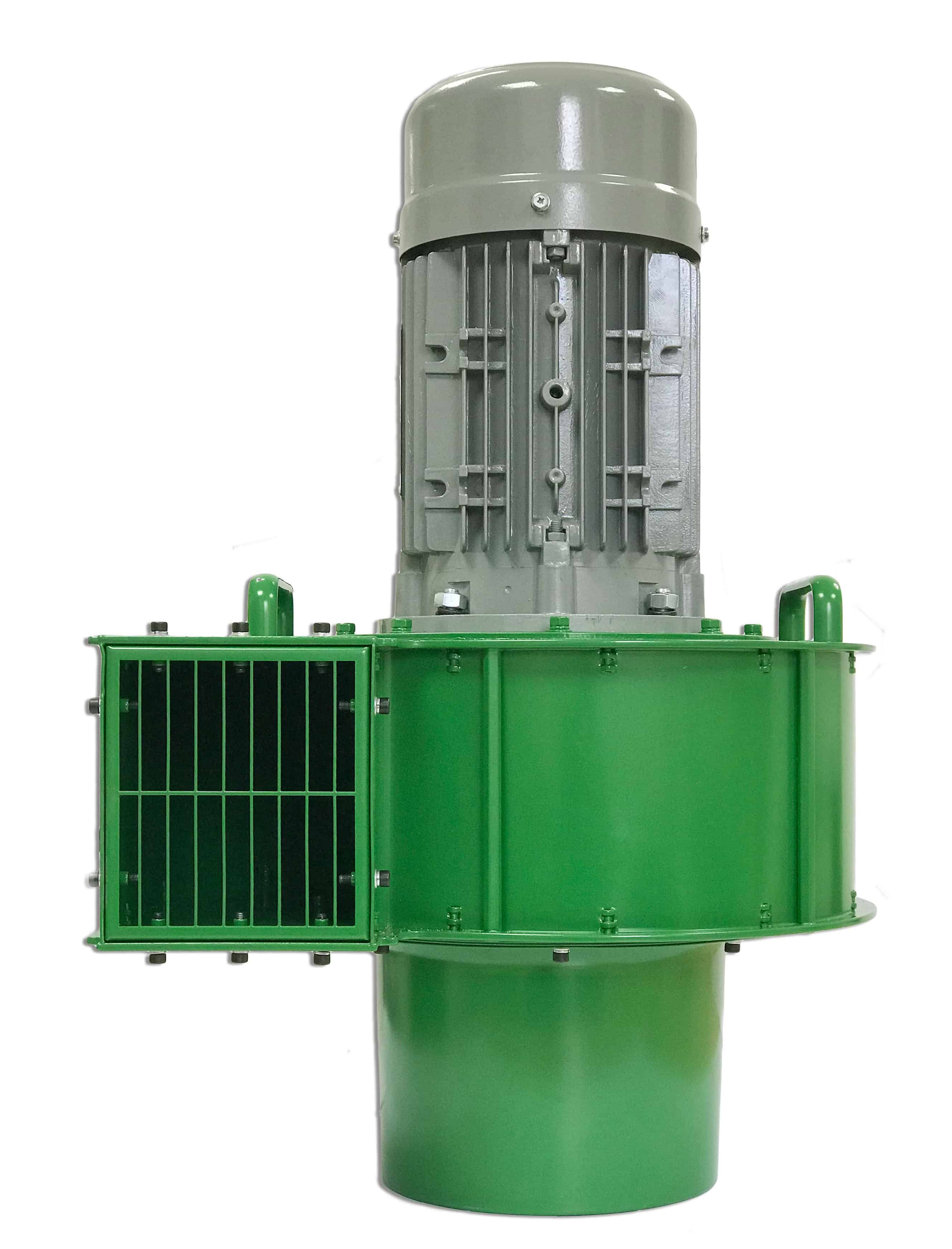 Martin Lishman f2 agricultural grain cooling fans offer one of the highest airflows in its class.