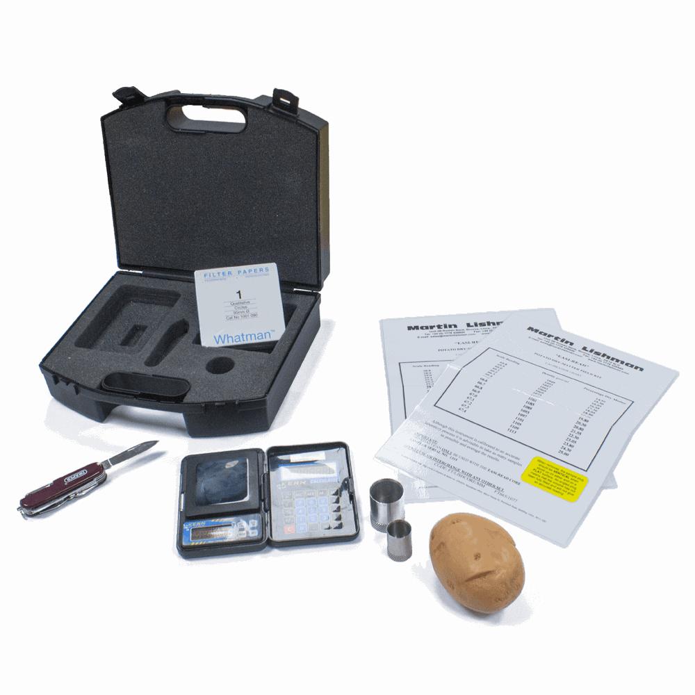 dry matter field kit