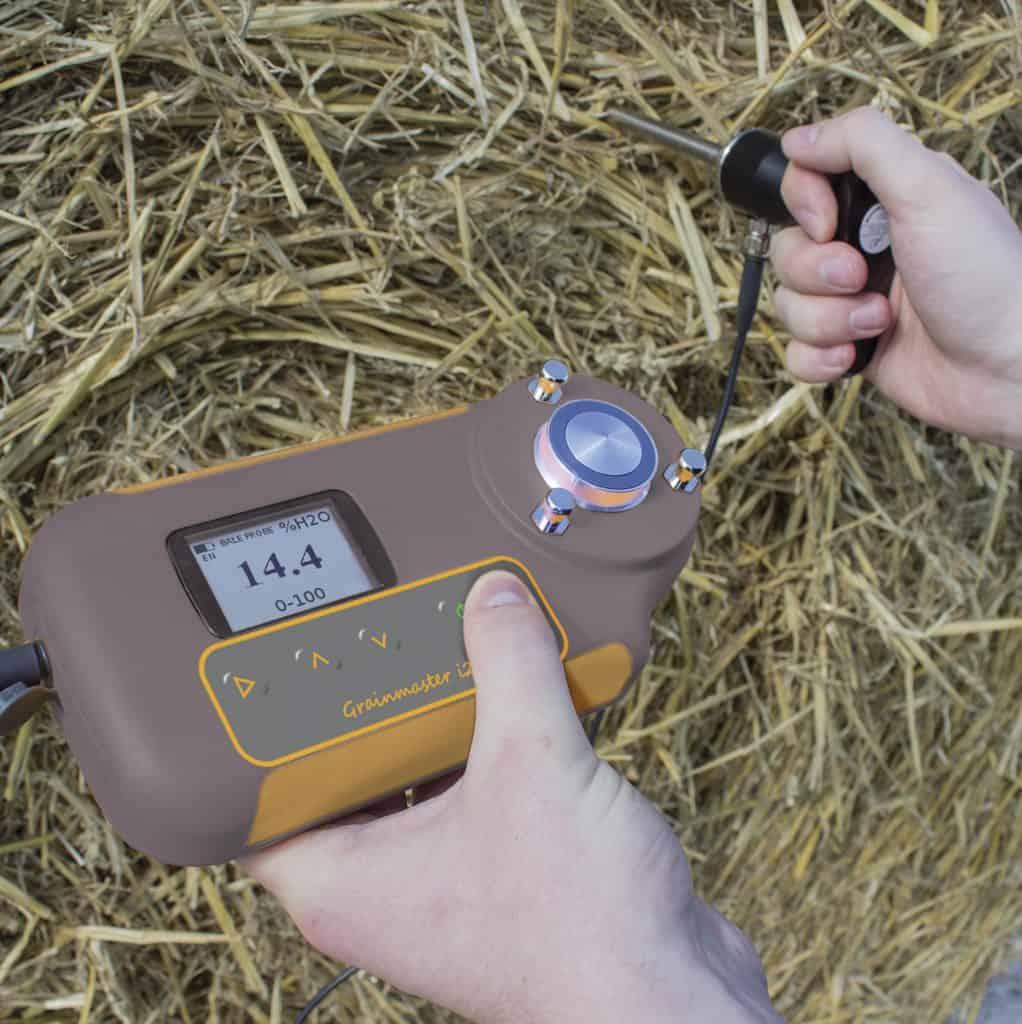 Protimeter Grainmaster i2-s Pflanzenfeuchtemessgerät mit Ballensonde