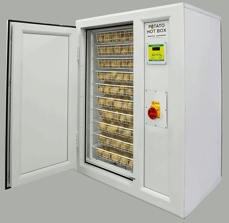 potato hot box