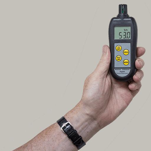 higrometri za mjerenje okoliša iz Martina Lishmana