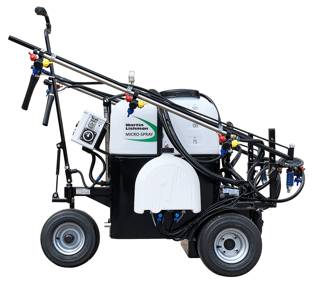 Martin Lishman micro spray pedestrian sprayer