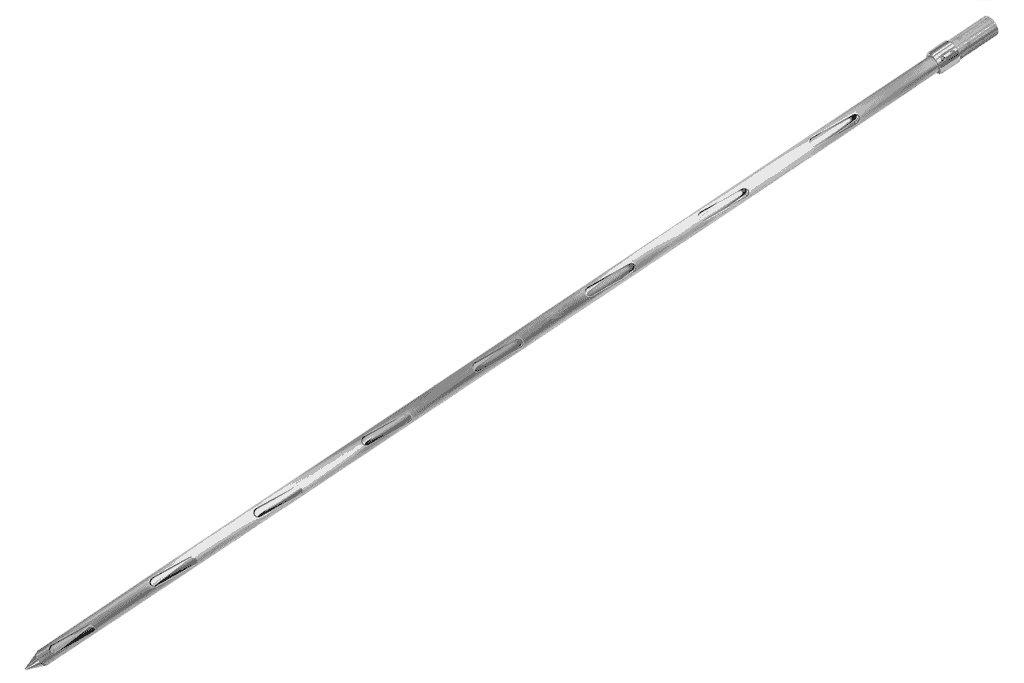 stretched core grain sampling spears