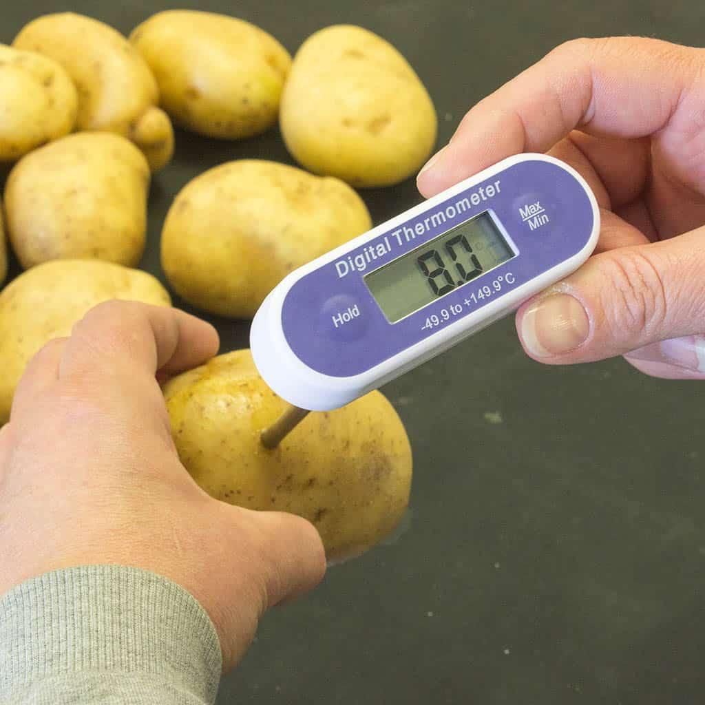 kartuli temperatuuri jälgimine