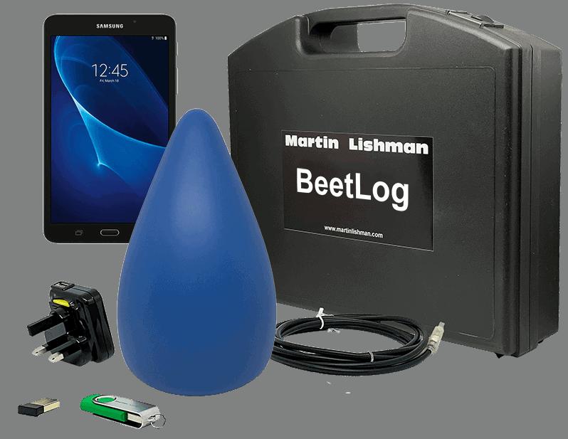 beetlog electronic sugar beet data logger